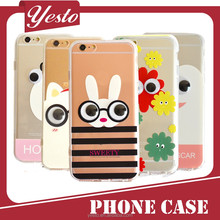 Best Christmas Gifts 3D Animal Eyes Soft TPU Mobile Phone Case Cover For iPhone 6/6s 4.7 inch