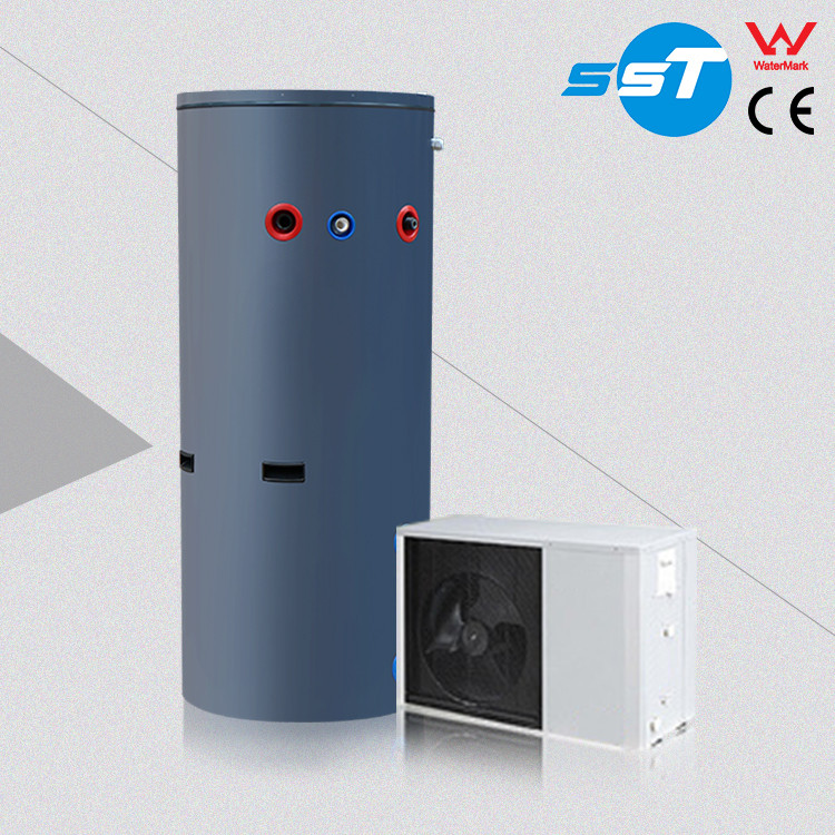 Customized luxury heat pump water heater geyser