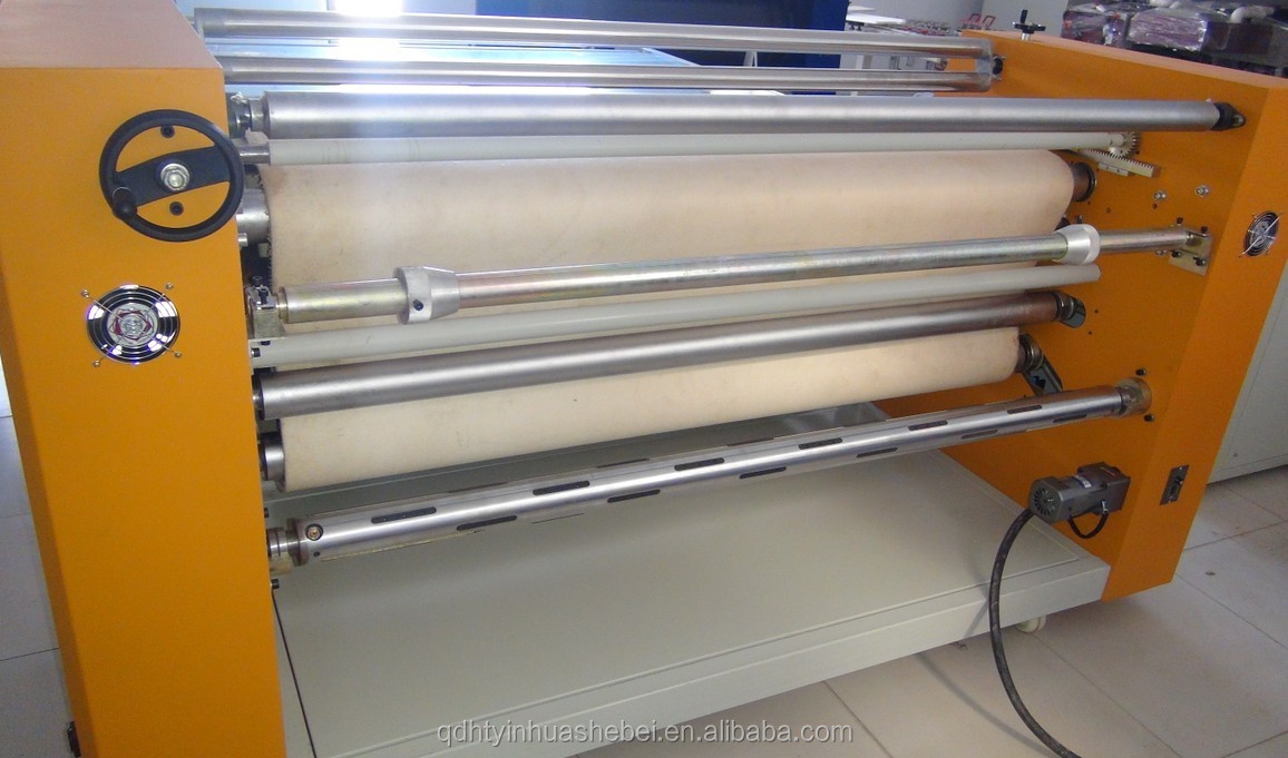 Wholesale Roller heat transfer machine paper roller heat transfer ...