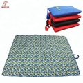 Hot China products wholesale high quality waterproof foldable 600d picnic blanket