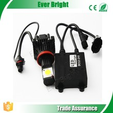 High power Electric Auto Modified Lamps 8V~30V DC Led 22W COB H7 Car Headlights