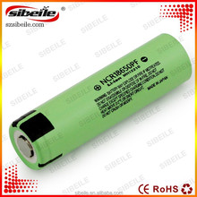 Original NCR18650PF 2900mAh 10A discharge NCR 18650 PF rechargeable li-ion battery cell