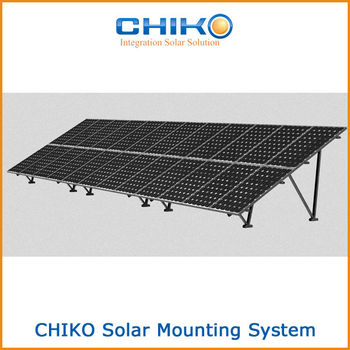solar pv ground mount