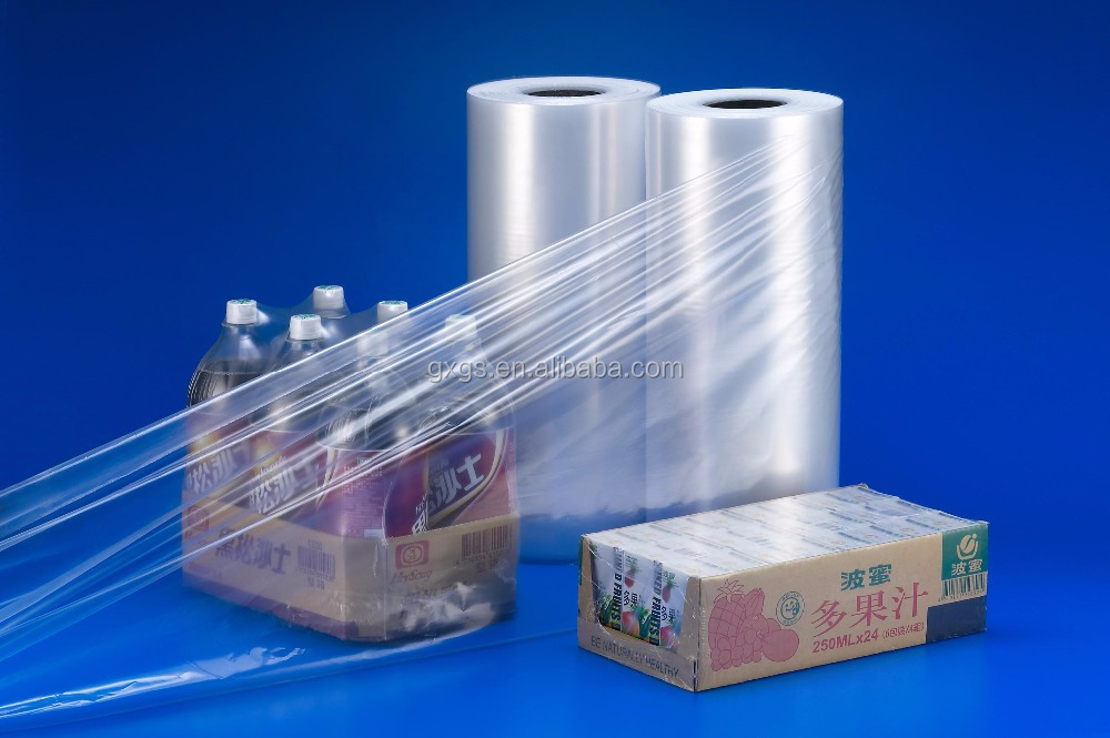 professional manufacture transparent food grade hand machine plastic LLDPE MPE stretch shrink cling film