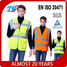 hi vis sport safety vest