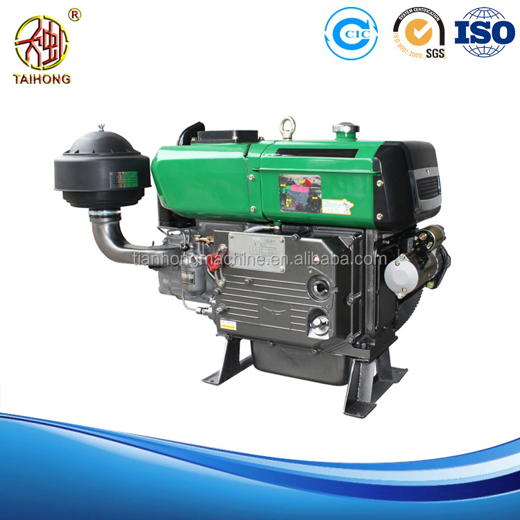High speed high performance long life hebei diesel engine with competitive price