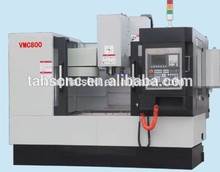 5 axis cnc vertical machine center VMC800 with ATC 24 tools