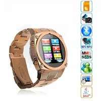 1.6 inch Fashion Waterproof Watch Cell Phone with camera(WP-TW818G)