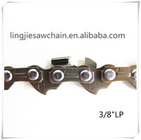 "high quality cheap chainsaw parts 3/8""LP saw chain for gasoline chainsaw"