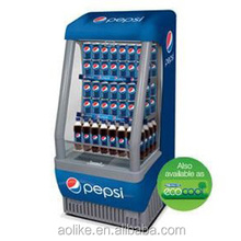 Energy Drink Display Refrigerator Air Cooler