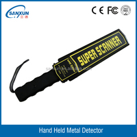 MD 3003B1 9V battery low power consumption Hand held Metal Detector