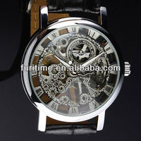 automatic watch case mechanical watches for men