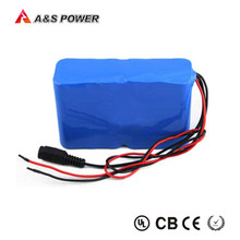rechargeable 26650 4S3P LiFePO4 li-ion battery pack 12V 10Ah