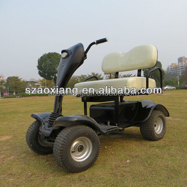 Popular smart remote control golf cart