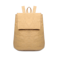 Streetstyle Recycle Eco Friendly waterproof washable kraft paper backpack