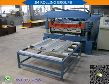 steel structural IDT cladding wall and roof cold roll forming machine