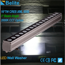 IP65 outdoor 120W LED White Wall Washer Light for exterior building