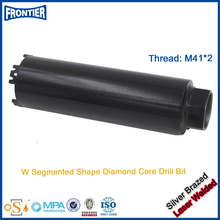 China wholesale products High reflective diamond tip core drill bit for concrete