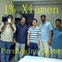 1% Commission Import Export Agent China Buying Sourcing Agent Wanted