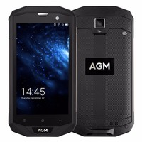 2017 NEWEST Water Proof Phone AGM A8 SE 5.0''' Android7.0 QUALCOMM 2GB/16GB Dual SIM dual standby ip68 waterproof rugged phone