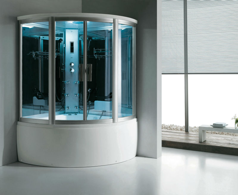 FC-102 china cabinet portabl sauna steam room beauty saunas rooms