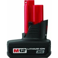 High quality!Rechargeable battery pack 12v for milwaukee power tools
