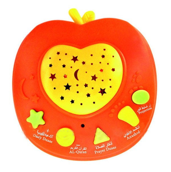 Apple Learning Holy Quran Machine Koran Toy Learning Holy Quran mini Machine Kids Learning Tool for Quran