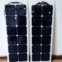 Best sale price per watt solar panels mono 38w marine flexible solar panel