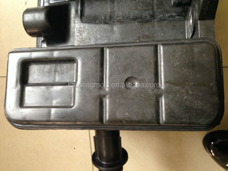 plastic injection mould&mold for fuel tank body Vibration friction welding 2014