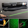 5mW 532nm Strong Light High Power Rechargeable Green Laser Pointer