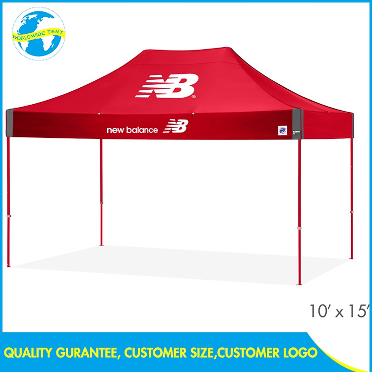 10x15ft Booth Advertise Metal Large Outdoor Tent For Event