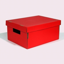 Custom Outer Recycle Small Fruit Gift Package Corrugated Carton Box