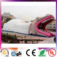 inflatable tent advertising large outdoor inflatable dinosaur tent