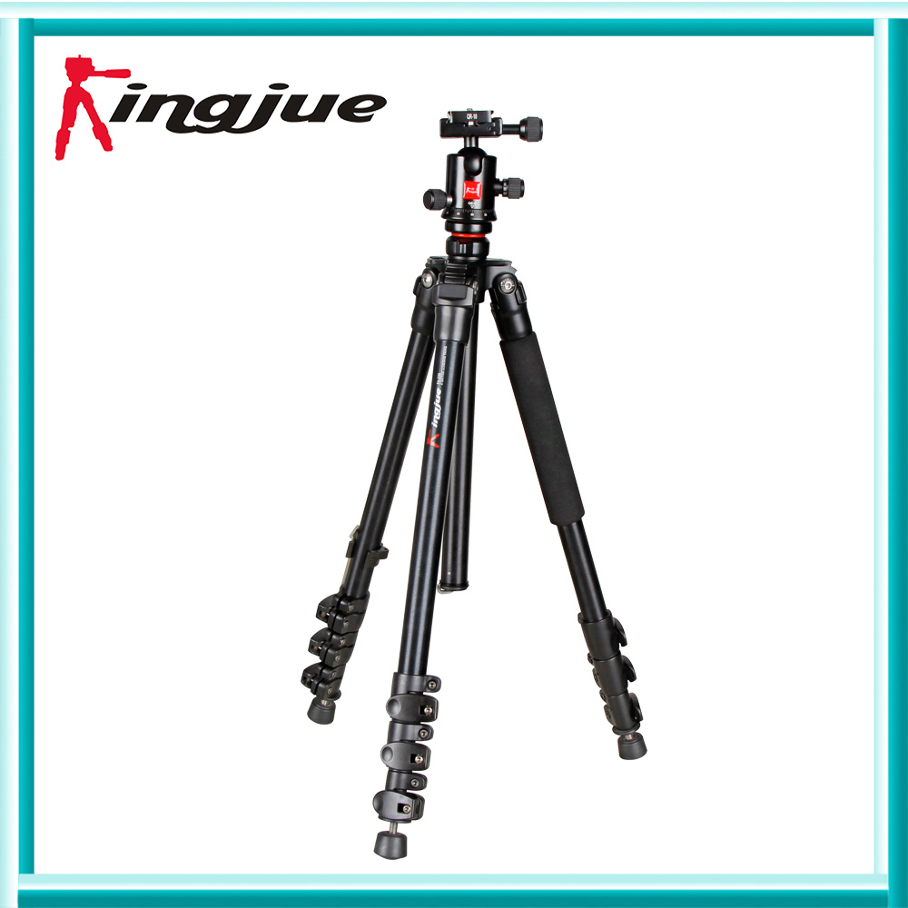 Hot sale classical digital slr camera tripod kits, max. height 1757mm