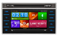 Wince system car dvd gps radio player for toyota hilux 2016