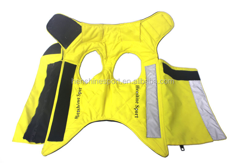 Pet suppliers fireproof safety dog vest for hunting dog