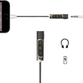 For iPhone 7 headphone cable adapter