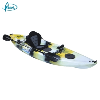 Stable sit on top fishing best recreational brands kano kayak for sale