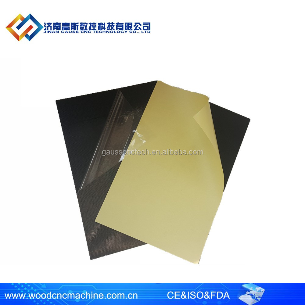 album materials inner pages double side adhesive pvc sheet - Cheap price