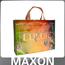 Hot sale low price non woven polypropylene tote bag with printing