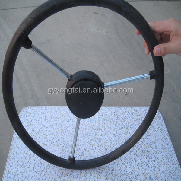 China supply machinery part tractor steering wheel