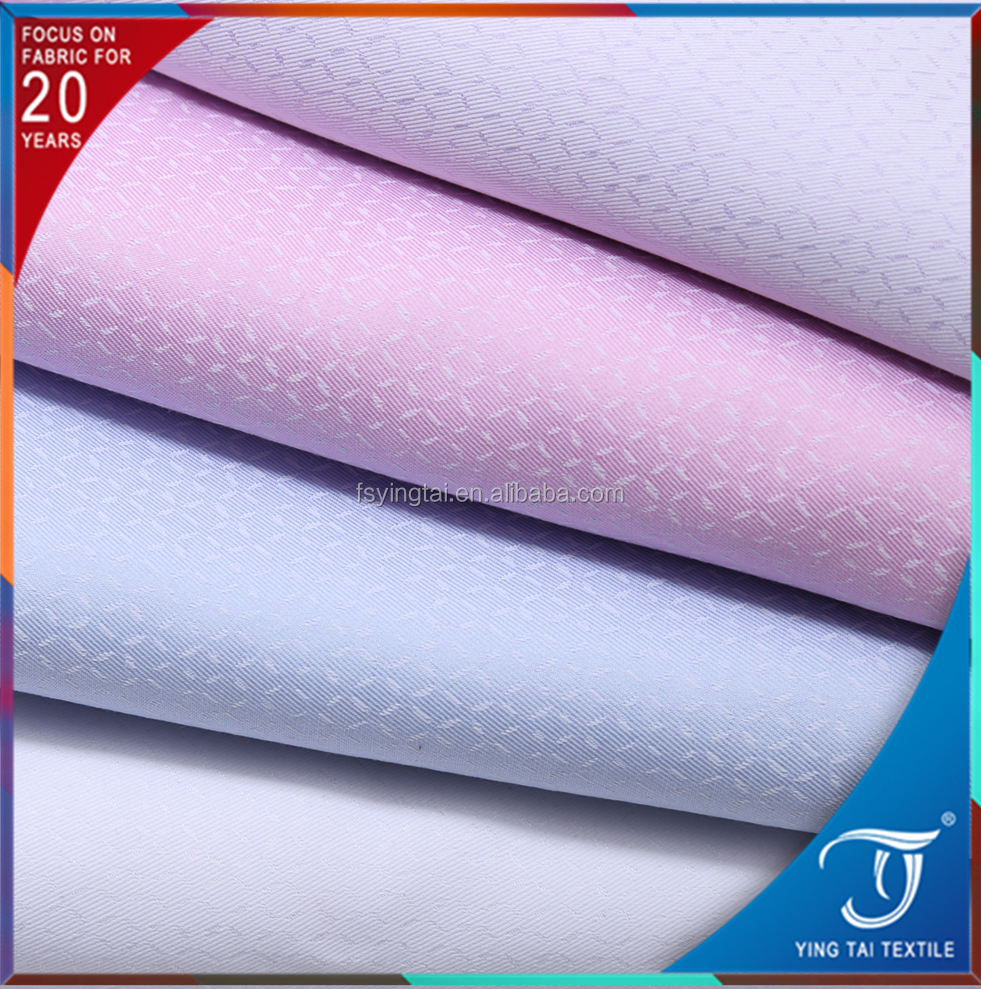 Good quality light high-density poplin fabric modal cotton shirt fabrics