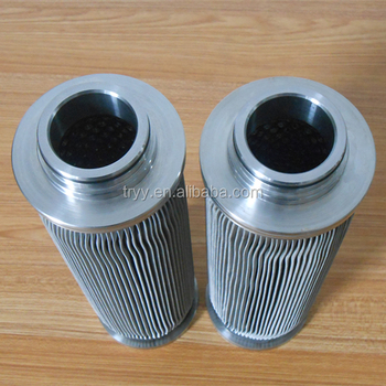 Supply stainless steel folding filter element High quality hydraulic oil filter element