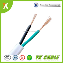 Specifications electrical wire 2 core cable 2x6mm2 kabel