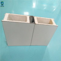 Magnesium Sandwich Panel For Cleanroom Partition