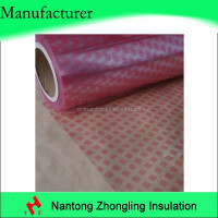 diamond dotted mylar film insulation
