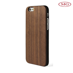 Wooden mobile case cover for iphone 6 phone accessories for iphone case wooden