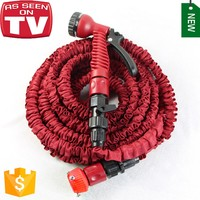 Amazon New Premium Expandable Garden Water Hose as Seen on TV shopping websites