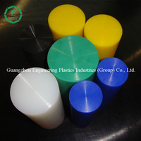 Imported materials plastic products uhmwpe flexible rod with high anti-impact resistance