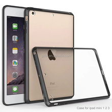 For iPad mini 123 iPad mini 4 transparent TPU bumper cover case